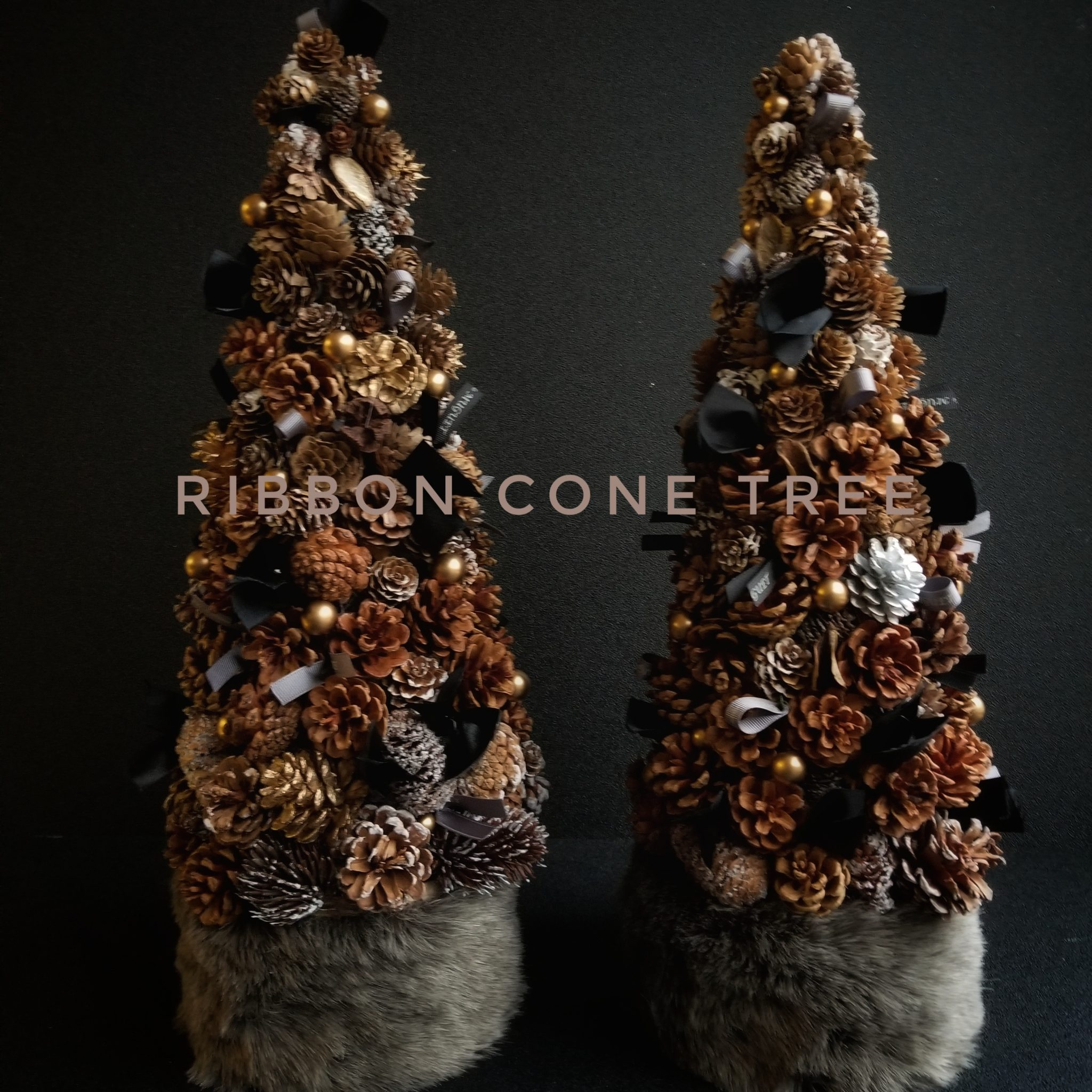 bloomish Ribbon Cone Tree